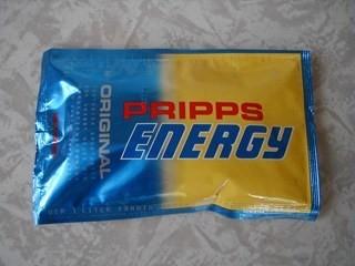 pripps energy pulver